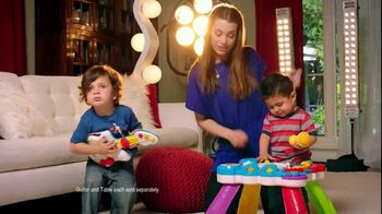 Playskool Rocktivity Table TV Spot, 'Partied with the Band'