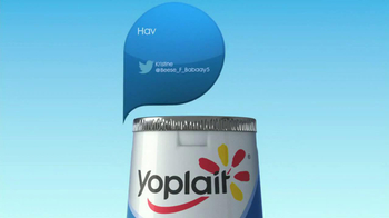 Yoplait Light Very Vanilla TV Spot, 'Angels' - Thumbnail 1
