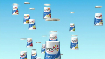Yoplait Light Very Vanilla TV Spot, 'Angels' - 99 commercial airings