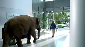Spiriva TV Spot, 'Office Elephant' - Thumbnail 8
