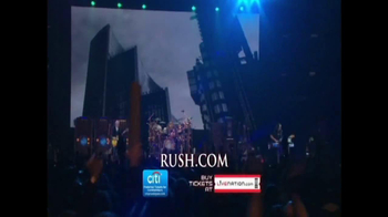 Rush Clockwork Angels Tour TV Spot - Thumbnail 7
