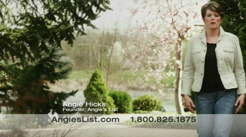 Angie's List TV Spot, 'Two Simple Reasons' - Thumbnail 1
