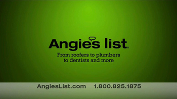 Angie's List TV Spot, 'Two Simple Reasons' - Thumbnail 7