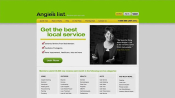 Angie's List TV Spot, 'Two Simple Reasons' - Thumbnail 3
