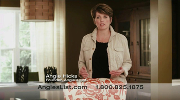 Angie's List TV Spot, 'Two Simple Reasons' - Thumbnail 4