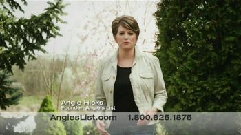 Angie's List TV Spot, 'Two Simple Reasons' - 856 commercial airings