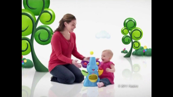 Elefun Busy Ball Popper TV Spot