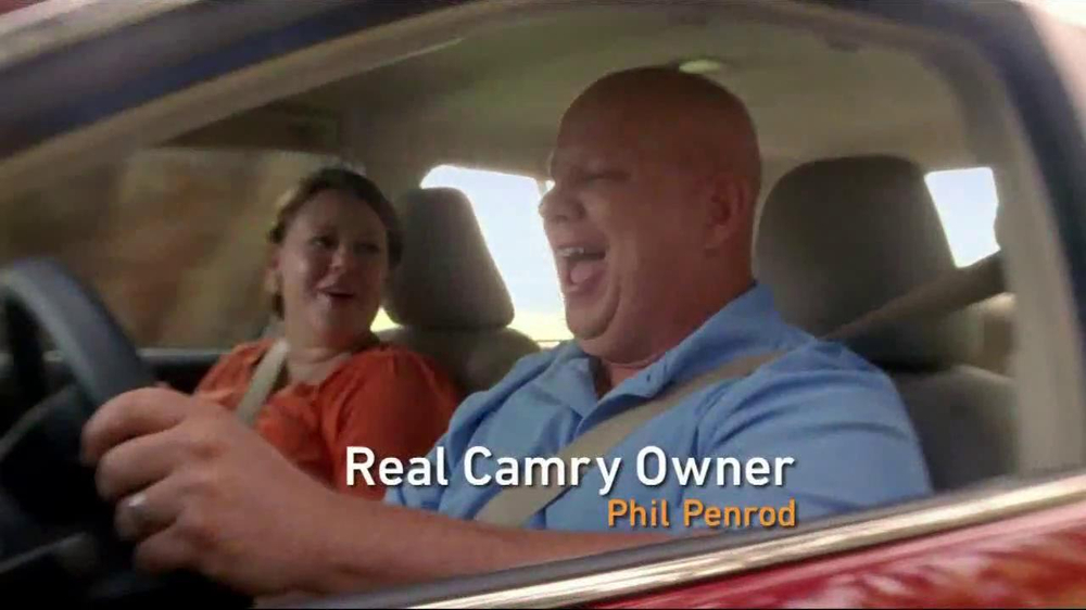 2012 Toyota Camry Hybrid LE TV Commercial, 'The Camry ...