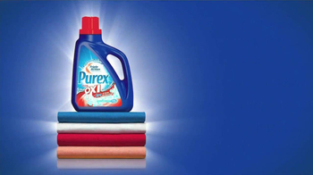 Purex Plus Oxi TV Spot, 'Bright Shirt' - Thumbnail 4