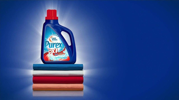 Purex Plus Oxi TV Spot, 'Bright Shirt' - Thumbnail 5