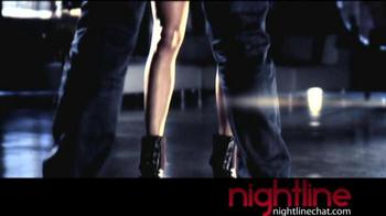 Nightlinechat.com TV Spot, 'Anonymous' - Thumbnail 1