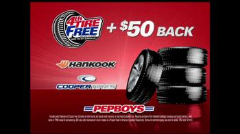 PepBoys Fall Tire Event TV Spot  - Thumbnail 2