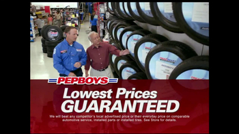 PepBoys Fall Tire Event TV Spot  - Thumbnail 6