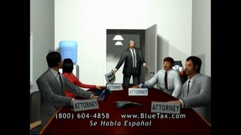 Blue Tax TV Spot, 'Tax Relief' - 33 commercial airings