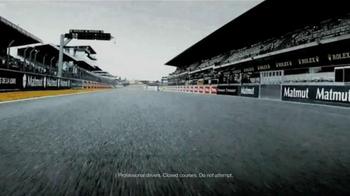 Audi TV Spot Featuring Hans Stuck and Tom Kristensen - 2 commercial airings