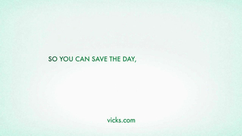 DayQuil Cold and Flu TV Spot, 'Sick Day' - Thumbnail 7