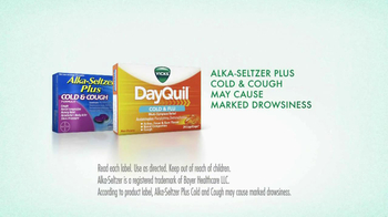 DayQuil Cold and Flu TV Spot, 'Sick Day' - Thumbnail 3