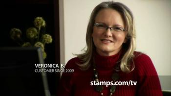 Stamps.com TV Spot '100 Extras' - Thumbnail 2