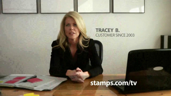 Stamps.com TV Spot '100 Extras' - Thumbnail 5