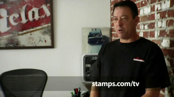 Stamps.com TV Spot '100 Extras' - Thumbnail 6