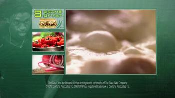 Subway Tuscan Chicken Melt TV Spot Featuring Ndamukong Suh - Thumbnail 6