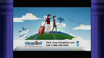 CheapOair TV Spot, 'Oscar'