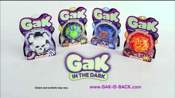 GAK in the Dark TV Spot - Thumbnail 10