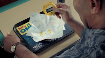 Long John Silver's Onion Rings TV Spot, 'Cryer' - Thumbnail 3
