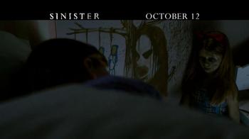 Sinister - Alternate Trailer 5