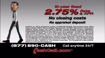 Cash Call TV Spot, '10 Year Fixed' - Thumbnail 2