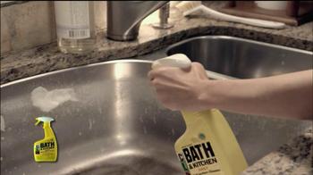 CLR Bath and Kitchen TV Spot - Thumbnail 3