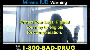 Pulaski & Middleman TV Spot, 'Mirena IUD' - Thumbnail 5