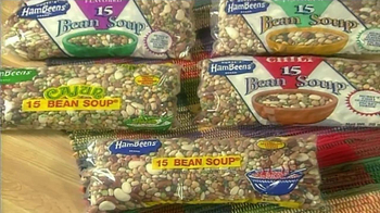 Hurst's Hambeans 15 Bean Soup TV Spot