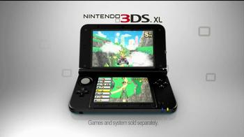 Nintendo 3DS XL TV Spot, 'Mario Kart' - Thumbnail 8