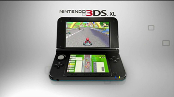 Nintendo 3DS XL TV Spot, 'Mario Kart' - Thumbnail 2