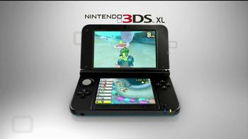 Nintendo 3DS XL TV Spot, 'Mario Kart' - Thumbnail 3