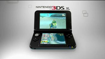 Nintendo 3DS XL TV Spot, 'Mario Kart' - Thumbnail 4