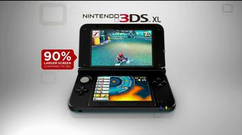 Nintendo 3DS XL TV Spot, 'Mario Kart' - Thumbnail 5
