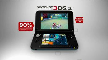 Nintendo 3DS XL TV Spot, 'Mario Kart' - Thumbnail 6