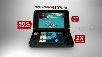 Nintendo 3DS XL TV Spot, 'Mario Kart' - Thumbnail 7