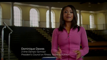 U.S. Department of Health and Human Services TV Spot feat. Dominque Dawes  - Thumbnail 1