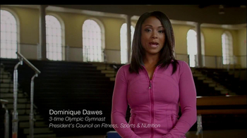 U.S. Department of Health and Human Services TV Spot feat. Dominque Dawes  - Thumbnail 2