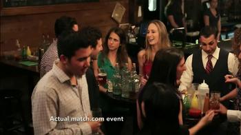 Match.com TV Spot, 'Match Event' - Thumbnail 2
