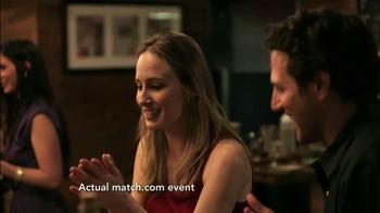Match.com TV Spot, 'Match Event' - Thumbnail 3