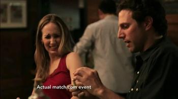 Match.com TV Spot, 'Match Event' - Thumbnail 4