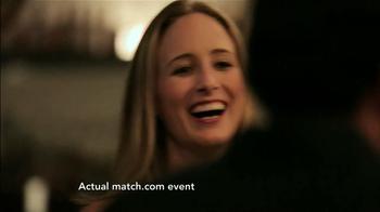 Match.com TV Spot, 'Match Event' - Thumbnail 5