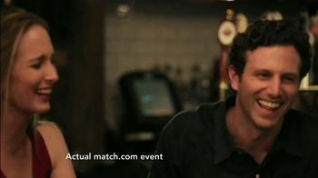 Match.com TV Spot, 'Match Event' - Thumbnail 6