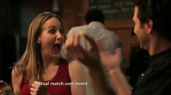 Match.com TV Spot, 'Match Event' - Thumbnail 7