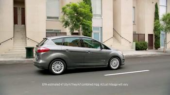 Ford C-Max Hybrid TV Spot, 'Freight' - Thumbnail 10