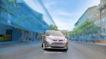 Ford C-Max Hybrid TV Spot, 'Freight' - Thumbnail 9
